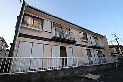 コーポ・ウィ[2階]の外観