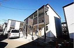 JR上越線 高崎問屋町駅 徒歩3分の賃貸アパート