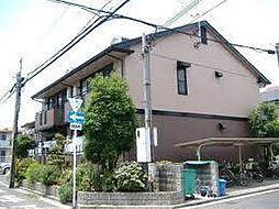 大阪府堺市堺区緑町2丁の賃貸アパートの外観