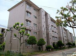 兵庫県川西市清和台東4丁目の賃貸マンションの外観