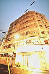 ミリオンステーションプラザ鶴見市場[6階]の外観
