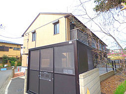 クレールシマダ[2階]の外観