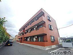 みやまマンション[302号室]の外観