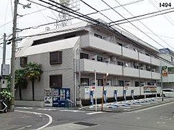 KBコート土居田2[201 号室号室]の外観