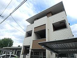 兵庫県神戸市東灘区本山中町3丁目の賃貸アパートの外観