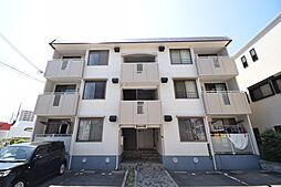 大阪府大阪市東淀川区大桐2丁目の賃貸アパートの外観