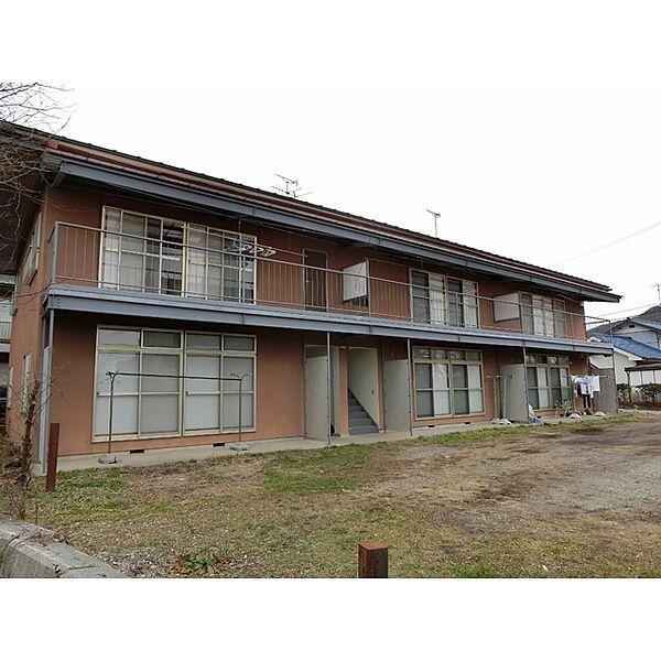 コーポラス ナカヤI 2階の賃貸【長野県 / 北佐久郡軽井沢町】