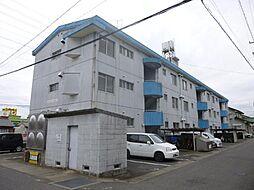 岐阜県各務原市那加石山町2丁目の賃貸マンションの外観