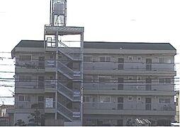 村岡グリーンマンション南向き[3階]の外観