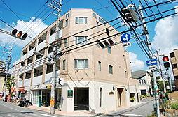 協同レジデンス江坂[4階]の外観