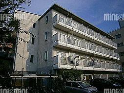 メゾンドソレイユ[3階]の外観