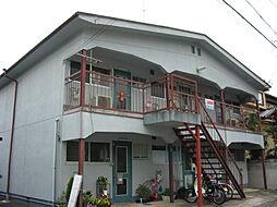 かすみ荘[202号室]の外観