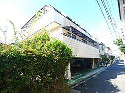 D−ハウス6[3階]の外観