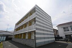 レオパレスOnthewing[3階]の外観