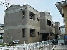あすかIII[2階]の外観