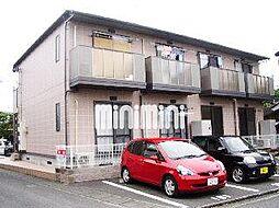 静岡県静岡市駿河区向敷地の賃貸アパートの外観