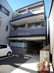 京都府京都市上京区挽木町の賃貸マンションの外観