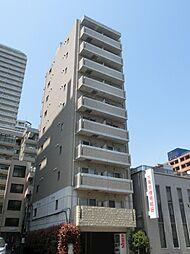 東京都府中市宮西町1丁目の賃貸マンションの外観