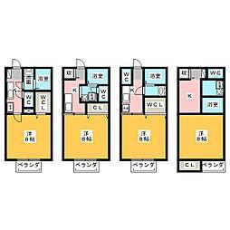 メゾンアスカ[2階]の間取り