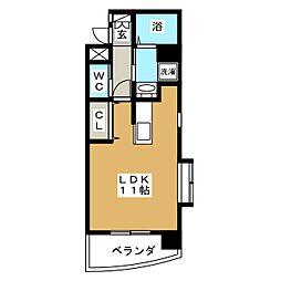 フラワーパーク[1階]の間取り