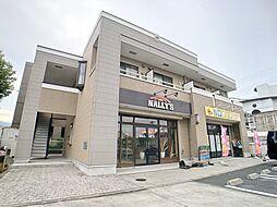 神奈川県厚木市林3丁目の賃貸アパートの外観