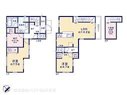 鎌ヶ谷駅 2,580万円