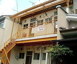 京都府京都市北区紫野門前町の賃貸アパートの外観