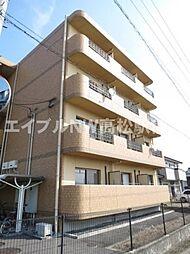 香川県高松市六条町の賃貸マンションの外観