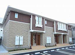 兵庫県神崎郡福崎町福崎新の賃貸アパートの外観