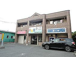 福岡県北九州市八幡西区八枝5の賃貸アパートの外観