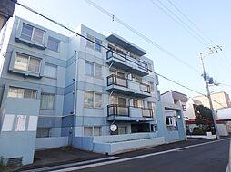 北海道札幌市厚別区厚別中央五条5丁目の賃貸マンションの外観
