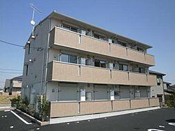 フロンティエールC[3階]の外観