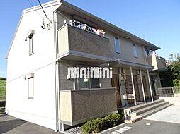 愛知県名古屋市守山区幸心3丁目の賃貸アパートの外観