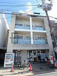 京都府京都市伏見区深草稲荷御前町の賃貸マンションの外観