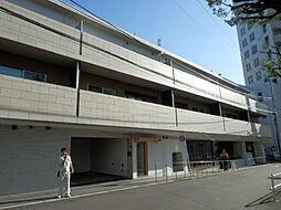 プラチナコート広尾[3階]の外観