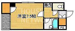 TAISEI都[502号室号室]の間取り