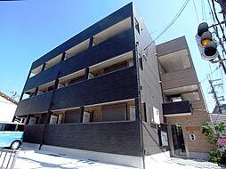 コンフォルト忍ケ丘[303号室]の外観