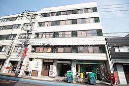 富田町共同ビル[3階]の外観