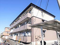 埼玉県春日部市緑町4の賃貸アパートの外観