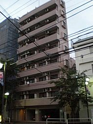 東京都北区滝野川7の賃貸マンションの外観