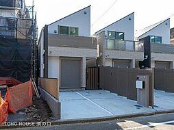 駒沢大学駅徒歩圏〜世田谷区深沢6丁目 戸建 C号棟
