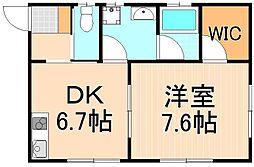 仮)千住元町アパート[2階]の間取り