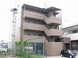 愛知県豊明市新田町吉池の賃貸マンションの外観