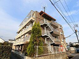 中村十番館[2階]の外観
