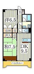 ステーションサイドビル[5階]の間取り