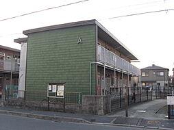 長谷川コーポ A棟[103号室]の外観