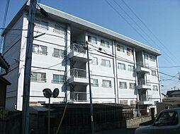 北助松マンション[4階]の外観