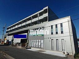 神領ステーションビル[4階]の外観