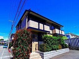 [テラスハウス] 東京都小平市大沼町2丁目 の賃貸【/】の外観