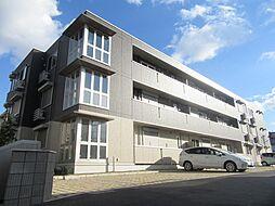 大阪府羽曳野市誉田5丁目の賃貸マンションの外観